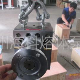 高温EVA热熔胶熔体泵