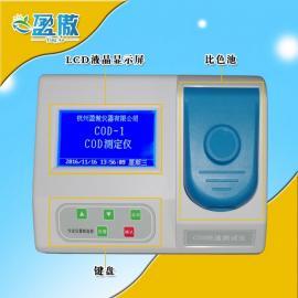 经济款COD测定仪实惠型COD-1送消解器200次试剂