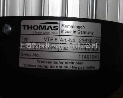 Rietschle&Thomas德国进口真空泵