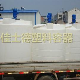宁夏2吨加药箱/2立方加药罐/2吨搅拌罐批发
