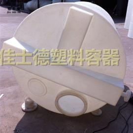 银川3吨PE加药箱/3立方搅拌桶/3吨加药箱价格