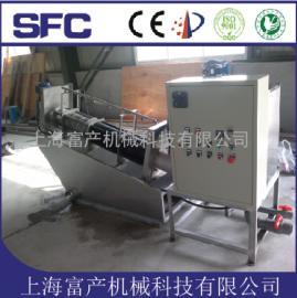 【上海富产】DL-303叠螺式污泥压滤机 螺旋式污泥脱水机