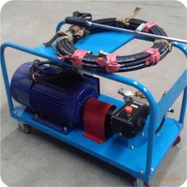 供应铸件清砂工业清洗机大功率380V/电机驱动高压清洗机