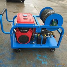 cj-4燃油管道高压清洗机小区物业管道疏通清洗机