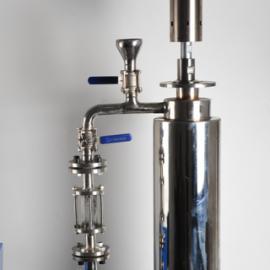 连续循环超声波石墨烯分散设备