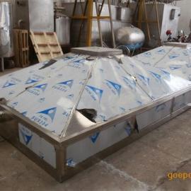 液压埋地式无动力隔油器 不锈钢隔油池 地下隔油器