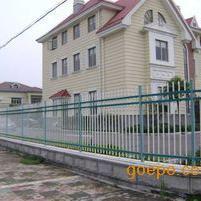 欧式防护栏|别墅防护栅栏|小区隔离栅