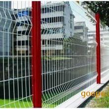 小区别墅桃型柱围栏网|护栏网|批发商
