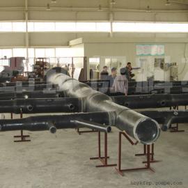 脱硫塔用玻璃钢喷淋管道