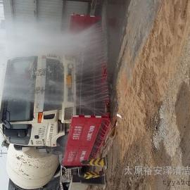 拉萨工地洗车台、拉土车洗车机、西藏工地洗轮机