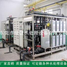 20t/h EDI高纯水制取装置 电阻率18兆欧