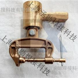 CX(丞勋)旋转接地夹 全铜地线夹 C(G)型全铜接地夹