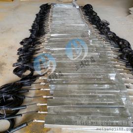 燃气管道防腐用的镁阳极,带电缆镁阳极