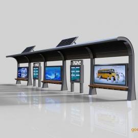 候车亭候车亭厂家太阳能候车亭生产厂家不锈钢公交站台