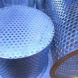 淮南不锈钢筛网电厂防尘网-304滤板筛-圆孔冲孔板网