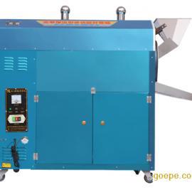 杭州诚远中型新款燃气炒货机不锈钢,适合开店用