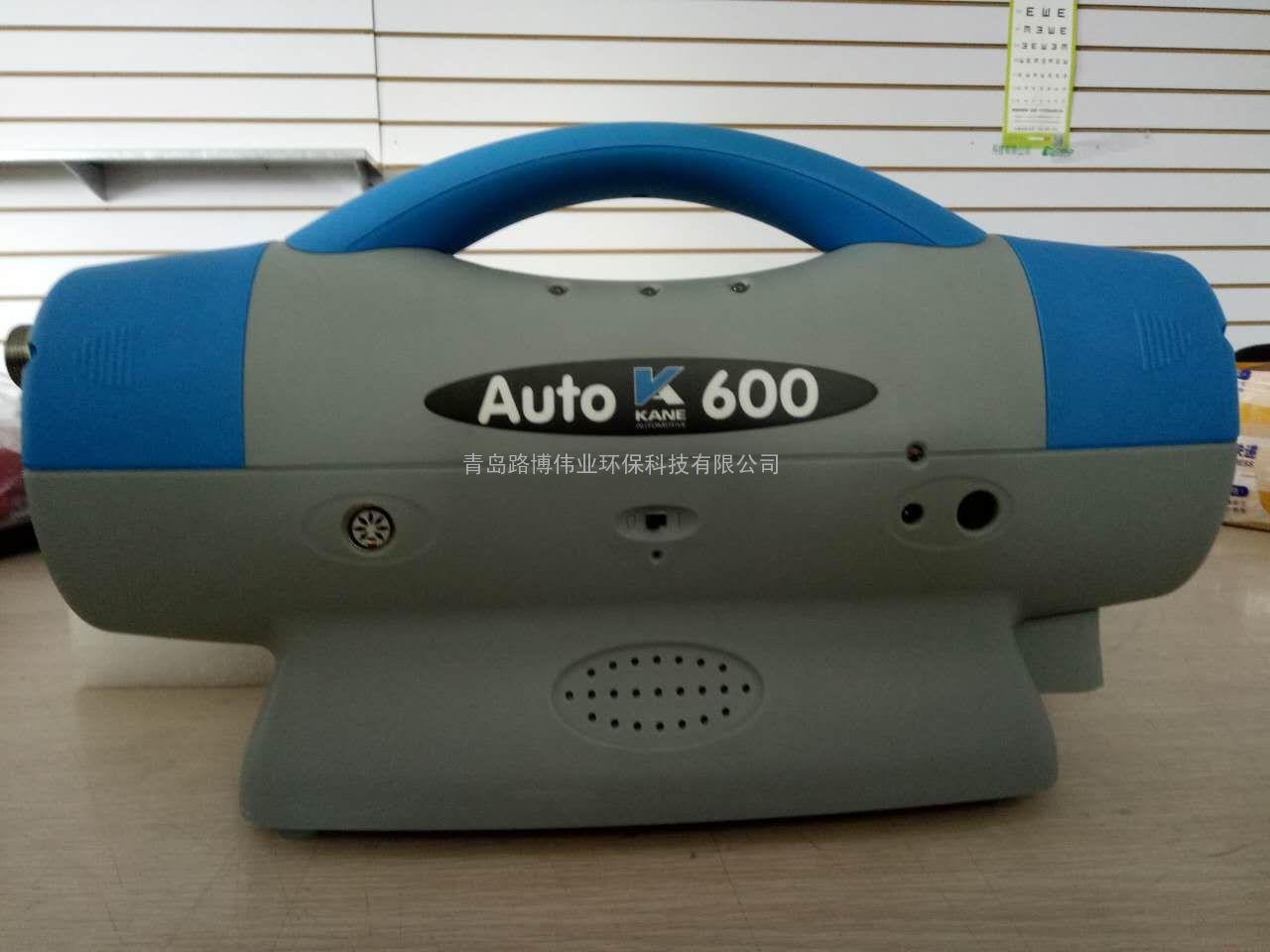 英国凯恩AUTO600柴油车尾气分析仪