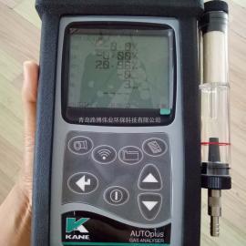 英国凯恩KANE AUTO5-2汽车五组分尾气分析仪