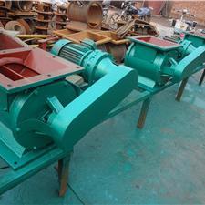 供应木器厂用星型卸料器 YJD-16A旋转卸灰阀 关风机