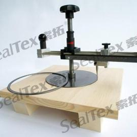 ECUT-12垫片圆切机 进口垫片切割器