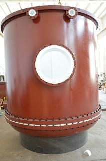 供应聚四氟乙烯(F4)衬里设备