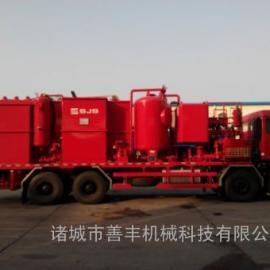潍坊-撬装式钻采污水处理设备 诸城善丰机械