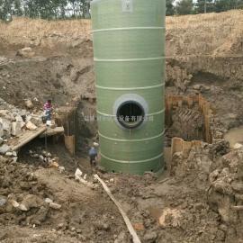 连云港GRP一体化污水提升泵站用途 盐城润平制造