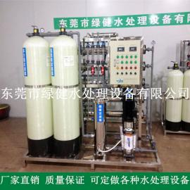 0.5t/h双级反渗透去离子水设备