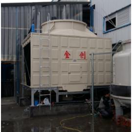 供应优质金创牌玻璃钢方型横流式冷却塔生产厂家