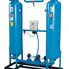 无热再生吸附式压缩空气干燥机Heatless Purge Desiccant Air Dry