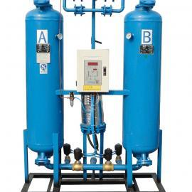 微热再生吸附式压缩空气干燥机Externally Heated Purge Desiccan
