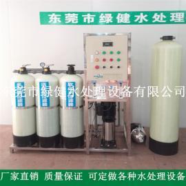 锂电池用小型去离子水机 产水电阻率10兆欧