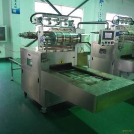 盒式气调保鲜包装机锁鲜装设备MAP-1D850锁鲜装包装机