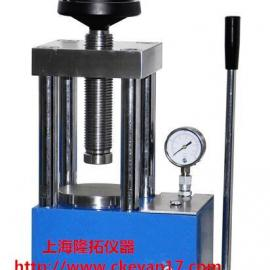 手动台式压片机