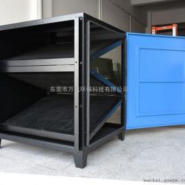 活性炭吸附装置 东莞活性炭吸附箱 佛山小型活性炭吸附装置