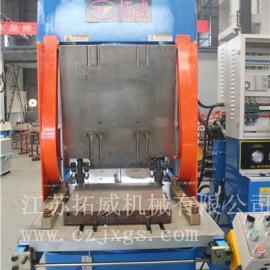 江苏拓威供应250吨单轴新型轨道开模真空机