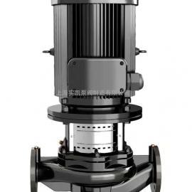 TD新型管道循环泵,TD50-24/2,黑色管道泵