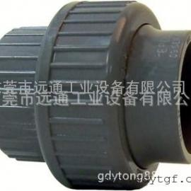 供应 +GF+ 管件管材 ABS/PVC-U活接头