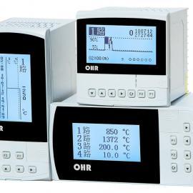虹润网上商城推出液晶四路PID调节器/调节记录仪