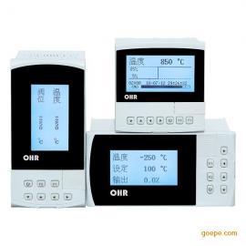 虹润网上商城推出液晶PID调节器/调节记录仪
