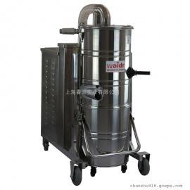 5500W强力工业吸尘器打磨配套用吸颗粒焊渣吸尘器