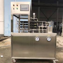 实验室用超高温杀菌机@锐元机械-UHT杀菌机设备专家