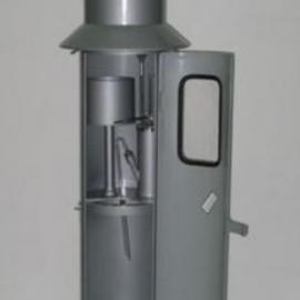 东莞绿光SJ1型虹吸式雨量计 气象雨量记录仪 气象厂家