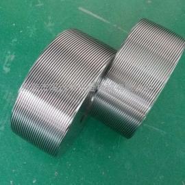 微粉原料配比型超长寿命材料 台湾进口滚牙轮 梯形牙滚丝轮