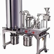 小型气流粉碎机(实验室专用) 型号:SS93-YQ100-1 库号:M49831