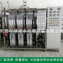 液晶显示器清洗用超纯水设备 EDI高纯水制取装置