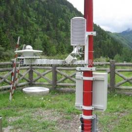 绿光TWS-FL空气负氧离子监测仪 景区气象站