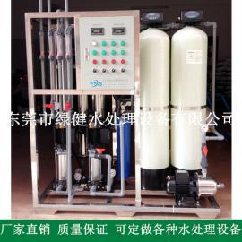 果冻生产用纯净水设备 双级反渗透纯净水设备 全自动纯水设备