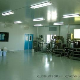 中山承接净化工程,无尘车间,百级万级无菌实验室工程