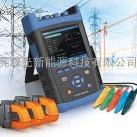 TMC-PV2A型便携式光伏电站现场功率测试电能质量分析仪
